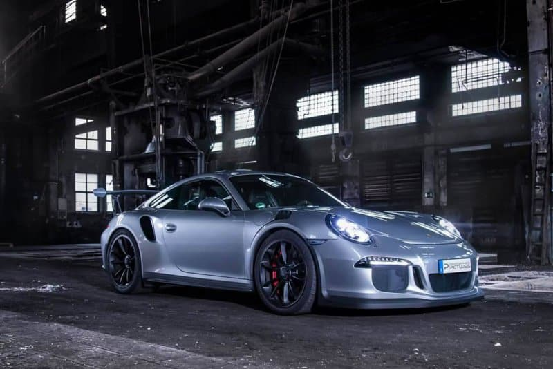 Referenzen - Porsche-GT3-RS